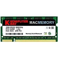 KB_MASTER_SODIMM_800 2GB (1x 2GB) 800MHz SODIMM Apple