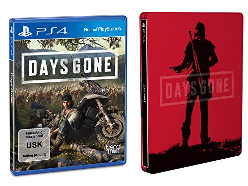 Days Gone - Standard Edition inkl. Steelbook (Amazon exclusive) - [PlayStation 4]
