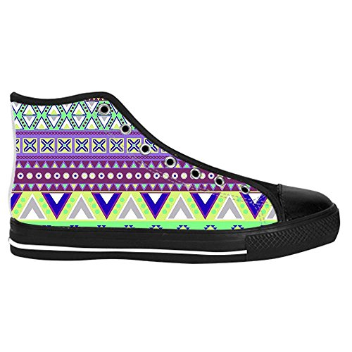 Dalliy das tribal Kids Canvas shoes Schuhe Lace-up High-top Footwear Sneakers B