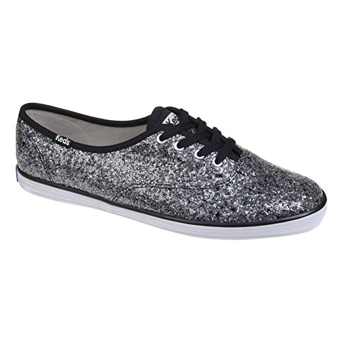 Sneakers Glitter Champion Keds (Nero) - 38