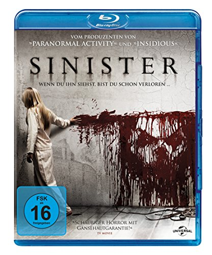 Bild von Sinister [Blu-ray]