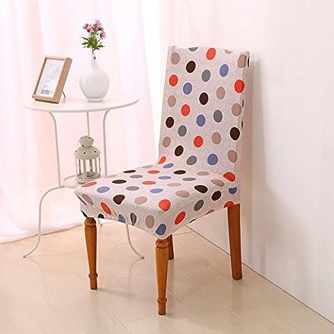 cuerpo cubiertas/ elástico Joker hogar fundas/Cubiertas de la silla del Hotel de Antifouling-A
