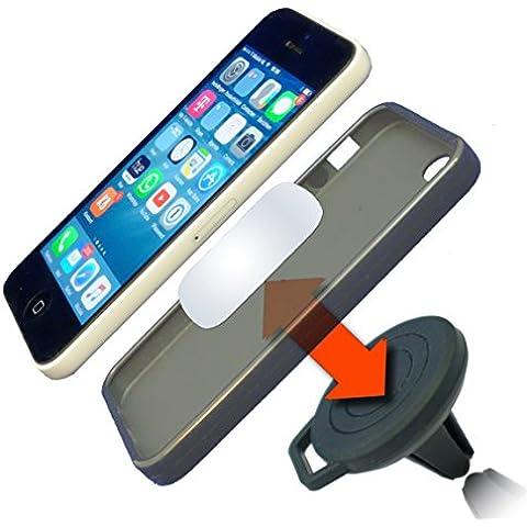 Supporto Magnetico da Auto per Smartphone per Presa dell'Aria