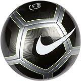 51YdKeXuzVL. SL160  - Nike PITCH PL Ball, Unisex, Black (Metallic Black/Silver/White), 5 sports best price Review uk