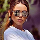 ZEARO Moda Gafa de Sol para Mujer Hombre