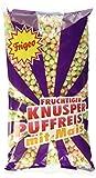 Frigeo Knusper-Puffreis – luftig-fruchtiger Knusper-Spaß, 15-er Pack (15 x 80g)