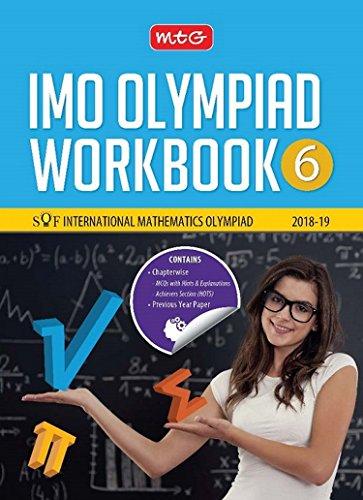 International Mathematics Olympiad Work Book (IMO) - Class 6