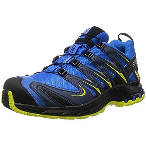 Salomon L38155400, Zapatillas de Trail Running para Hombre