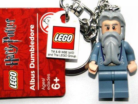 LEGO Harry Potter: Profesor Albus Dumbledore (Old Estilo) Llavero