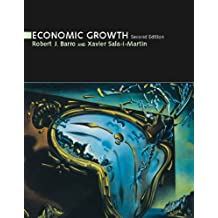 Economic Growth (MIT Press)