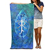 Funny&shirt Lord of The Rings Tolkien Platinum Style Beach Towel 31
