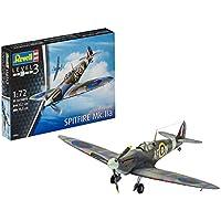 Revell Spitfire MK.IIa, Kit de Modelo, Escala 1:72 (3953) (03953), 12,7cm