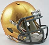 Notre Dame Fighting Irish Riddell Mini Speed HYDROFX Football Helmet by Riddell