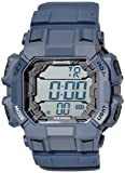 Sonata 77025PP03J Superfibre Ocean III Digital Watch