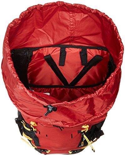 Millet Prolighter - Zaino da escursionismo 38+10, Taglia unica, Rosso rosso - rosso
