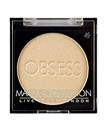 Makeup Obsession Eyeshadow, E178 Blanc, 2g