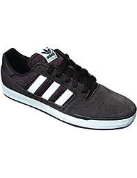 adidas , Chaussures de ville à lacets pour homme Marron marron