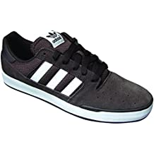 Adidas Originals Pitch Skateboarding Brown Men's Trainers Casual Shoes G99698 (UK 7/EU40 2/3)