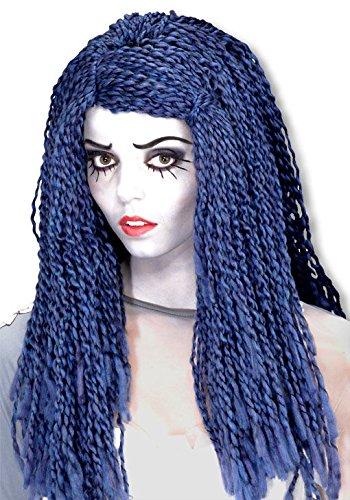 Corpse Bride Perücke - Erwachsene Kostüm Corpse Bride