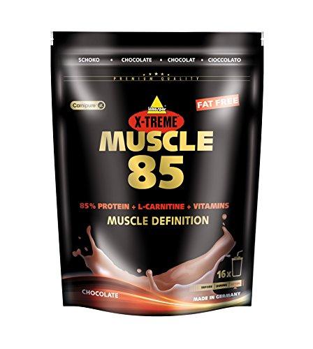 Inkospor X-Treme Muscle 85, Schokolade, 500g Beutel -