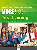 MORE! 1 NEU Test training