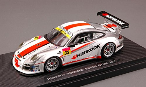 ebbro-eb44540-porsche-997-gt3-n33-hankook-super-gt-300-2011-143-die-cast-model