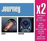 Journey: X2 (Escape/Frontiers) (Audio CD)