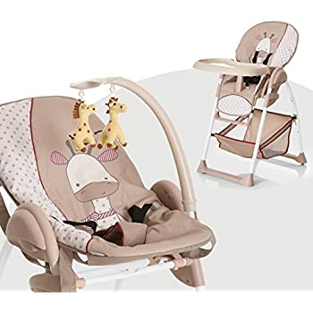 2in1 Multi Purpose Baby Highchair High Chair Infant
