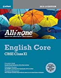 CBSE All  In One English Core Cbse Class 11 for 2018 - 19