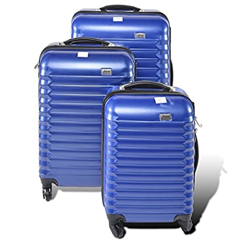 Penn Luggage Sets Colour Koffer-Set, 98.550 Liter, Metallic