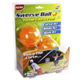 Swerve Ball - The Amazing Ball That Lets Anyone Throw Like a Pro - As Seen on TV