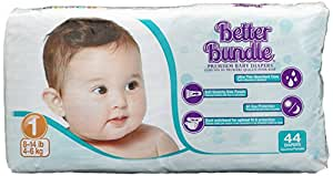 babies best Better Bundle Windeln Gr.1 Newborn 4-6 kg, 176 Windeln