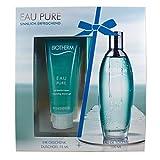 BIOTHERM Eau Pure Geschenkpaket, EDT Plus Awakening Shower Gel, 1 Stück