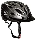 Sport Direct 18 Vent Mens Bicycle Helmet Graphite 58-61cm