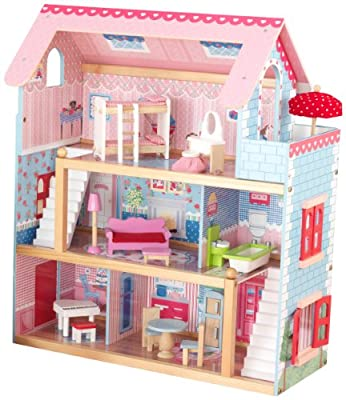 KidKraft 65054 Chelsea - Casa de muñecas de Kidkraft