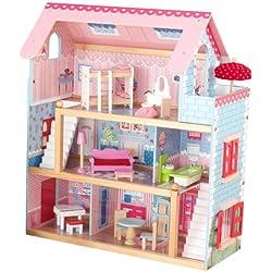 KidKraft - Chelsea, casa de muñecas (65054)