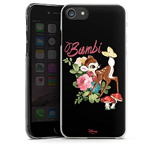 Apple iPhone X Silikon Hülle Case Schutzhülle Disney Bambi Merchandise Fanartikel Hard Case transparent