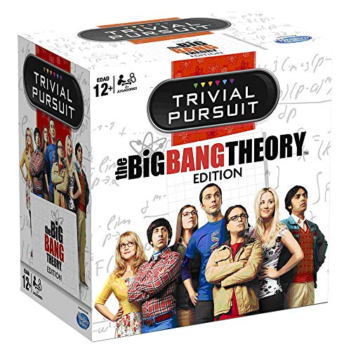 Eleven Force Trivial Bite The Big Bang Theory (82899), Multicolor