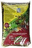 CARIB SEA caribsea Eco-Complete 20-Pound plantados Acuario, Negro