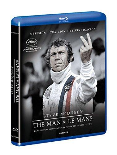 Steve Mcqueen - The Man & Le Mans (Blu-Ray)