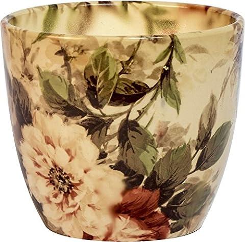 Ivyline fgm141616cm Floral Fleurs Monza