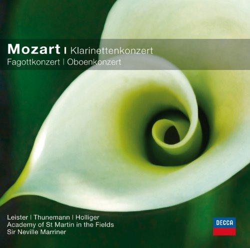 Mozart: Klarinettenkonzert (CC)