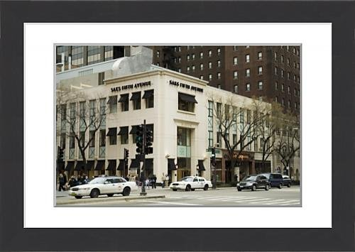 framed-print-of-saks-fifth-avenue-on-michigan-street-or-the-magnificent-mile
