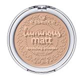 Essence Teint Puder & Rouge Luminous Matt Bronzing Powder Nr. 01 Sunshine 9 g