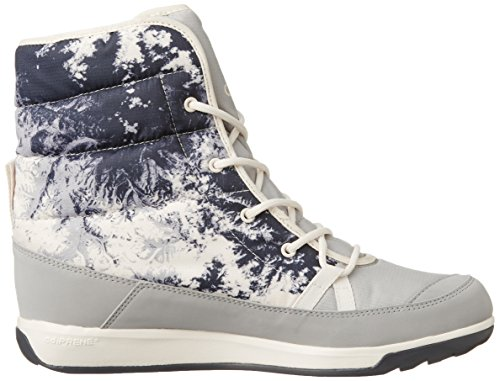 adidas CHOLEAH PADDED CP CW Winterstiefel Damen chalk white, clear onix