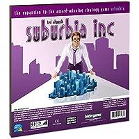 Les Jeux Bézier Suburbia Inc d'extension Jeu de société