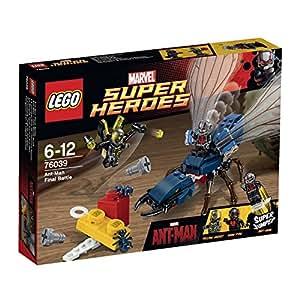 LEGO Super Heroes 76039 - La Battaglia Finale di Ant-Man