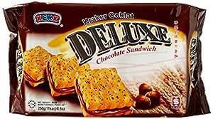 Kerk Deluxe Sandwich, Chocolate, 230g