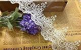 Lace Trim Blumen Brautschmuck/Hochzeit Kleid Stoff