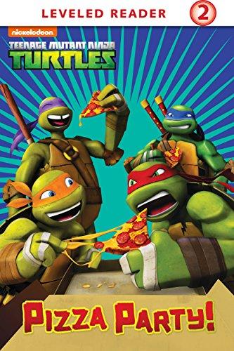 Pizza Party! (Teenage Mutant Ninja Turtles) (English Edition ...